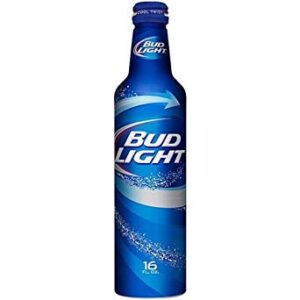 Bud light Beer 4,2% Vol. 24 x 47,3 cl EW Aluflasche Amerika