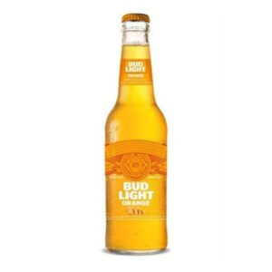 Bud light Orange 4,2% Vol. 24 x 33 cl EW Flasche Amerika