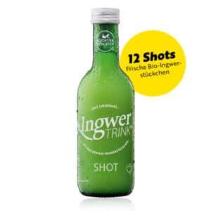 Ingwer Trink von Klosterkitchen 12 x 25 cl