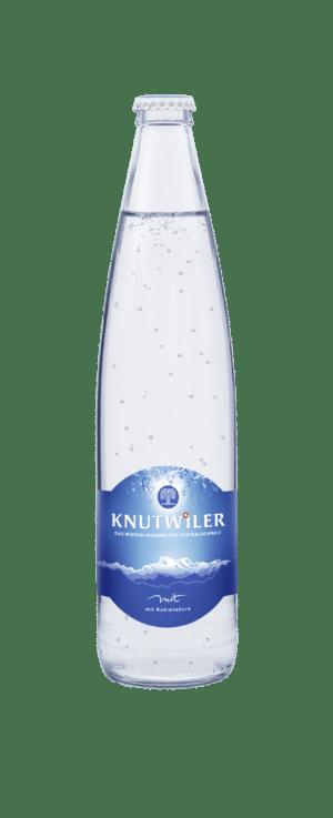 Knutwiler Mineral mit Kohlensäure 20 x 50 cl MW Flasche