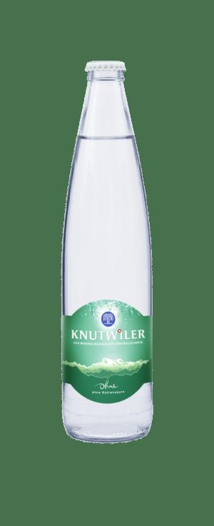 Knutwiler Mineral ohne Kohlensäure 20 x 50 cl MW Flasche
