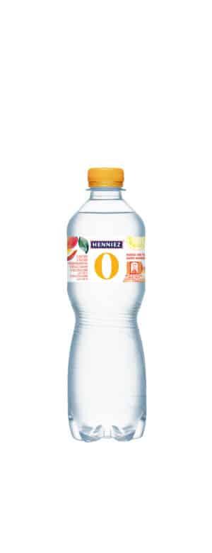 Henniez 0 kcal Mango-Yuzu 24 x 50 cl PET