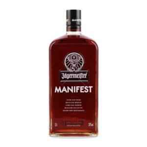 Jägermeister Manifest 38% Vol. 100 cl