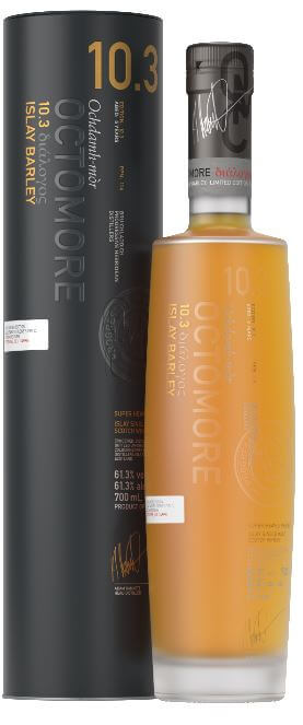 Bruichladdich Octomore 10.3 61,3% Vol. 70 cl