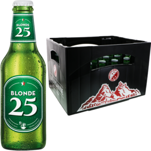 Valaisanne Blonde 25 4,8% Vol. 24 x 25 cl MW Flasche