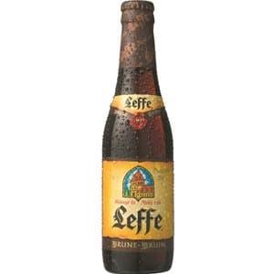 Leffe Brune Bier 6,5% Vol. 24 x 25 EW Flasche Belgien