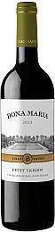 Dona Maria, Petit Verdot, 14.5 % Vol., 75 cl, 2015