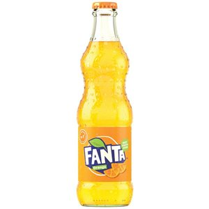 Fanta Orange 24 x 33 cl MW Flasche