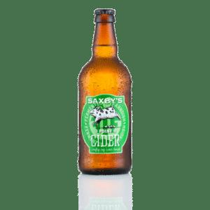 Saxby's 3 Point 9 Cider 3,9% Vol. 12 x 50 cl EW Flasche England