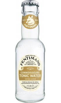 Fentimans Connoisseurs Tonic Water 24 x 12,5cl EW Glas