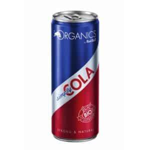 Red Bull Organics Simply Cola 24 x 25 cl Dose (Vorbesteller)