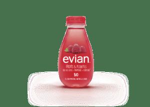 Evian fruits & plantes Himbeere + Verveine 12 x 37 cl Pet