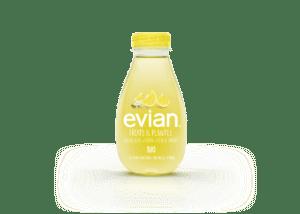 Evian fruits & plantes Zitrone + Holunder 12 x 37 cl Pet
