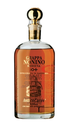 Grappa Nonino Riserva Antica Cuvée 5 years 45% Vol. 70 cl