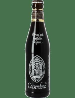 Corsendonk Pater Brune 7,5% Vol. 24 x 33 cl MW Flasche