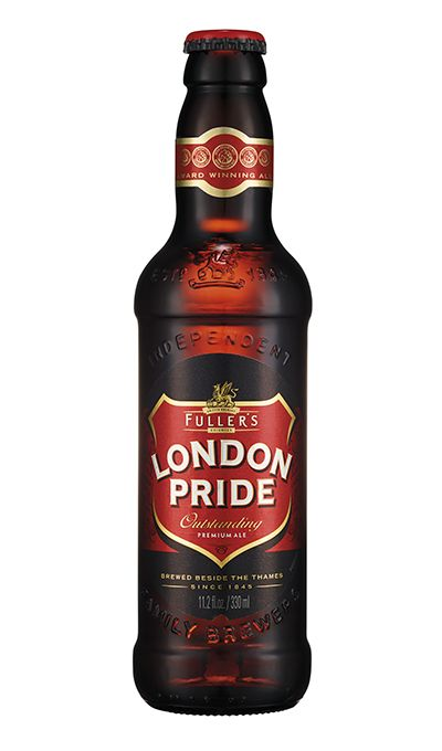 Fuller`s London Pride 4,7% Vol. 24 x 33cl EW Flasche England