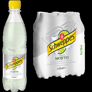 Schweppes Mojito 24 x 50cl PET