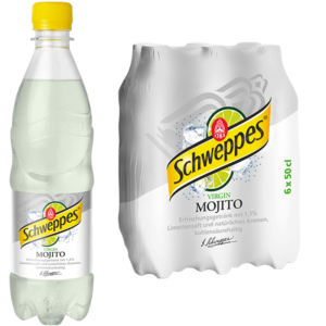 Schweppes Mojito 6 x 100 cl PET
