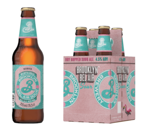 Brooklyn Bel Air Sour 4,5% Vol. 35,5cl EW Flasche Amerika
