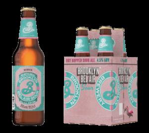 Brooklyn Bel Air Sour 4,5% Vol. 35,5 cl EW Flasche Amerika