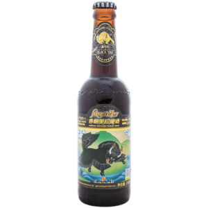 Shangri-La Black Yak 5,4% Vol. 24 x 33 cl EW Flasche China