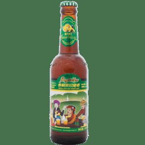 Shangri-La Tibetan Pale Ale 5,4% Vol. 24 x 33 cl EW Flasche China