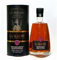 La Mauny 1998 40% Vol. 70 cl Martinique