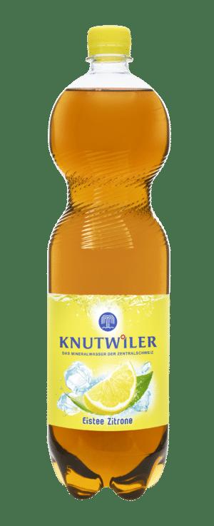 Knutwiler Eistee Zitrone 6 x 150 cl PET