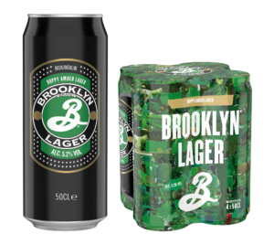 Brooklyn Lager 5,2% Vol. 24 x 50cl Dose Amerika