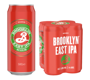 Brooklyn East India Pale Ale 6,9% Vol. 24 x 50cl Dose