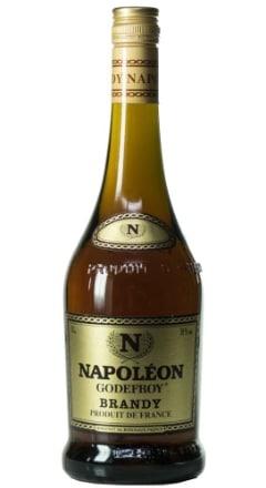 Brandy Napoléon Godefroy 36% Vol. 70 cl