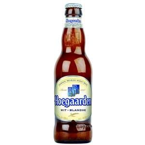 Hoegaarden Wit Blanche 4,9% Vol. 24 x 33 cl EW Flasche Belgien
