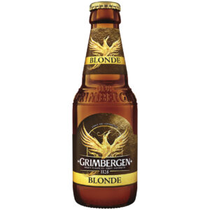 Grimbergen blonde 6,7% Vol. 24 x 25 cl EW Flasche Belgien