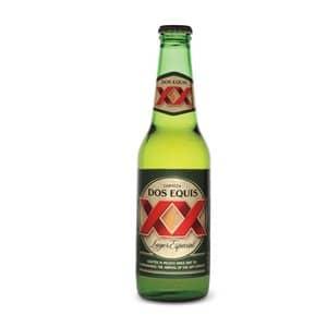 Dos Equis XX Lager Especial Beer 24 x 33cl EW Flasche Mexiko