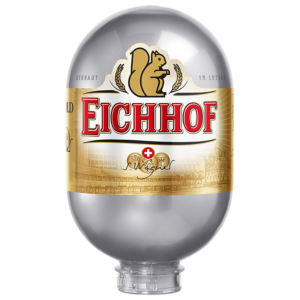 Eichhof Braugold 5,2% Vol. 2 Tanks mit je 8 Liter