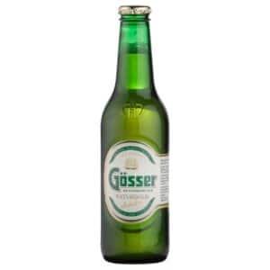 Gösser Naturgold 0,4% Vol. 24 x 33 cl EW Flasche Österreich