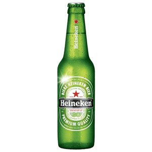 Heineken Premium Bier 5,0% Vol. 24 x 33 cl MW Flasche