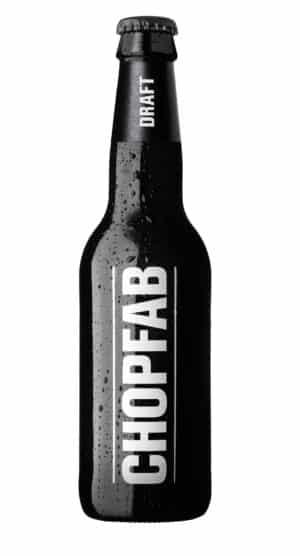 Chopfab DRAFT 4,7% Vol. 10 x 33 cl EW Flasche