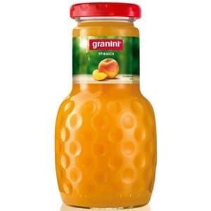 Granini Pfirsich 20 x 20 cl EW Glas