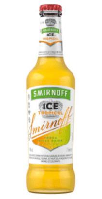 Smirnoff Ice Tropical Glas Flasche 4% Vol. 24 x 27.5 cl EW Flasche