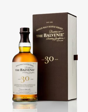 The Balvenie 30 Years Single Malt Whisky 47,3% Vol. 70 cl