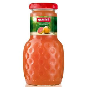 Granini Pink Grapefruit 20 x 20 cl EW