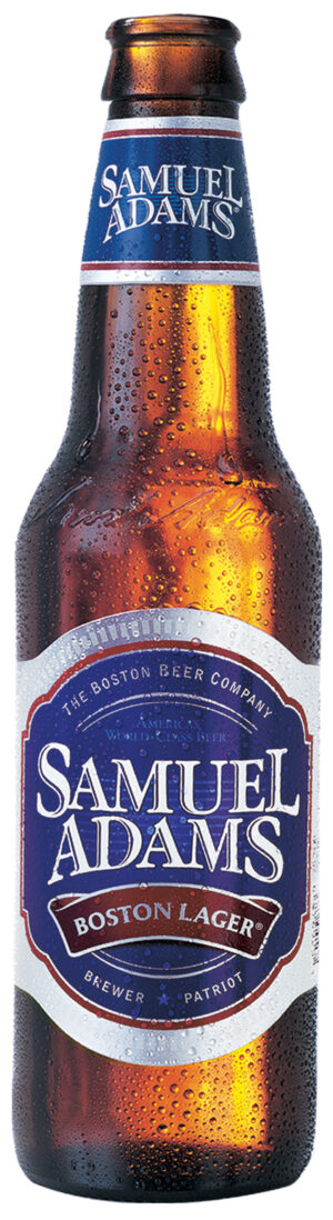 Samuel Adams Boston Lager  4,7% Vol. 33 cl EW Flasche American Beer