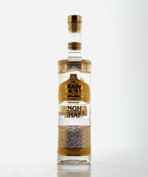 Vodka Genghis Khan Deluxe 39.5% Vol. 70cl