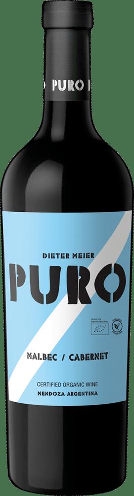 Dieter Meier PURO Malbec/Cabernet Sauvignon 14.5% Vol. 75cl 2017