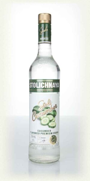 Vodka Stolichnaya Cucumber 40.0% Vol. 70cl