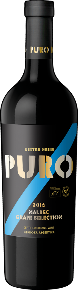 Dieter Meier PURO Selection Malbec 14.5% Vol. 75cl 2016