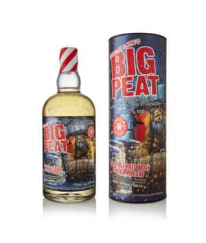 Big Peat Weihnachten Edition 2019 53,7% Vol. 70 cl Schottland