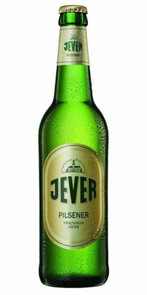 Jever Pilsener 4,9% Vol. 24 x 33 cl MW Flasche