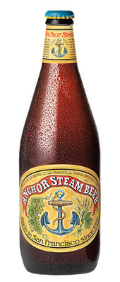 Anchor Steam 4,8% Vol. 24 x 35 cl EW Flasche Amerika